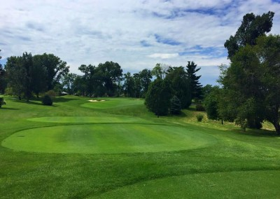 Audubon Country Club hole 5