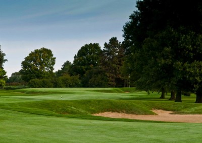 Michigan State West Course