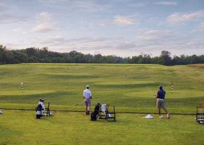 University of Louisville Golf Club, Practice Range