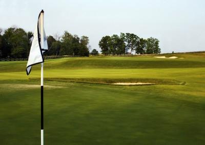 University of Louisville Golf Club, University Golf Team, Short Game Practice Area